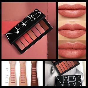 NIB 🌟 NARS Super Wanted Palette of 7 Lipsticks.